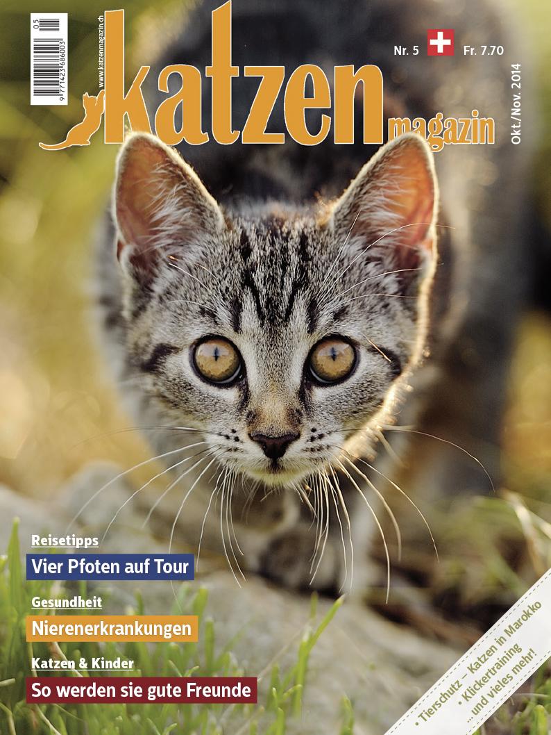 Katzen Magazin 5/2014