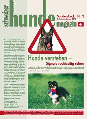 Hunde verstehen - Signale rechtzeitig sehen