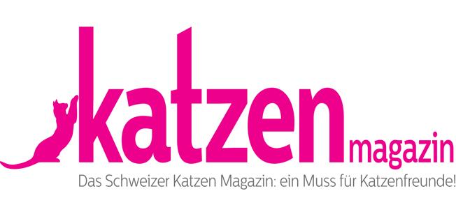 Logo Katzen Magazin