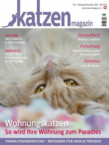 Katzen Magazin Nr. 05/2015