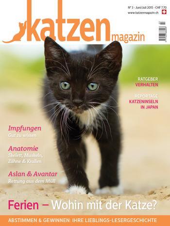 Katzen Magazin Nr. 03/2015