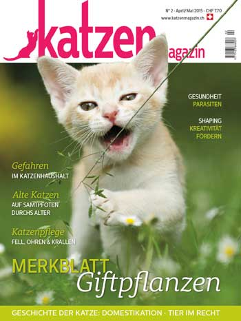 Katzen Magazin Nr. 02/2015