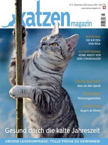 Katzen Magazin Nr. 06/2015